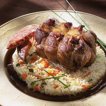 Mini Roti Echine De Porc Au Chorizo Beauvallet