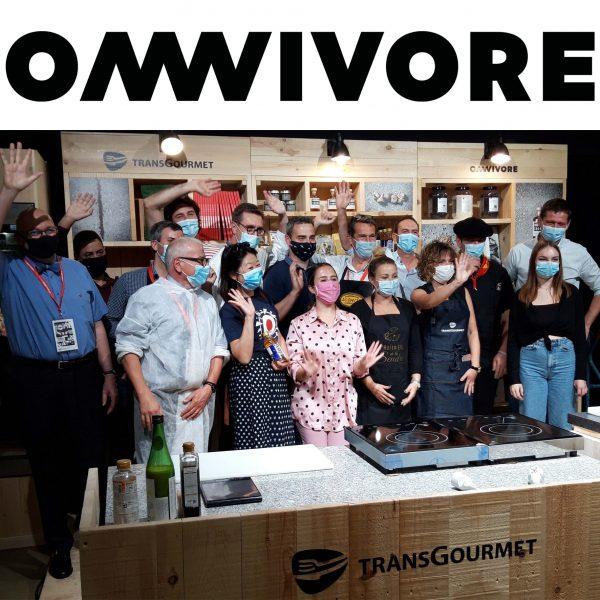 Festival Omnivore 100% jeune cuisine : retour en images